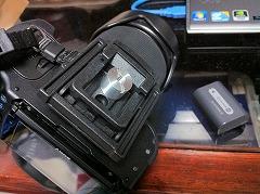 連結カメラネジ